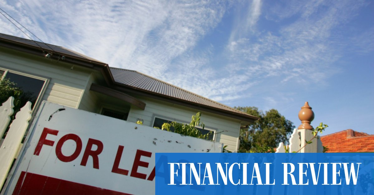 Australian Financial Review Rental Crisis - carnelian property management newcastle