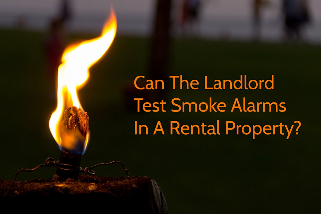 Can A Landlord Test Smoke Alarms In A Rental Property - carnelian property management newcastle