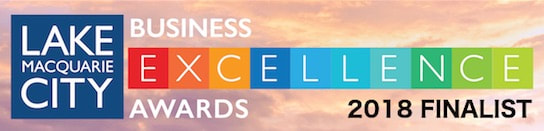 Carnelian Property Management Newcastle - Lake Macquarie Business Excellence Awards 2018 Finalist