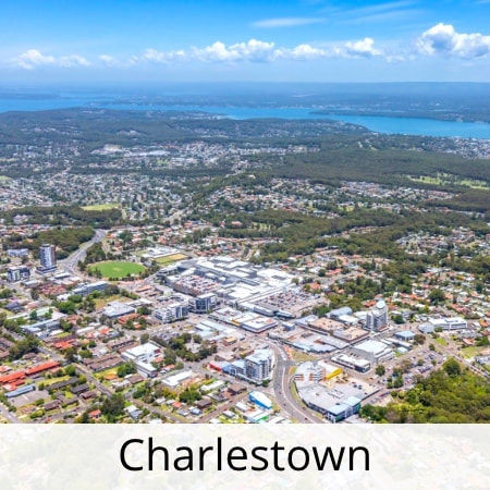 charlestown suburb profile - carnelian property management newcastle