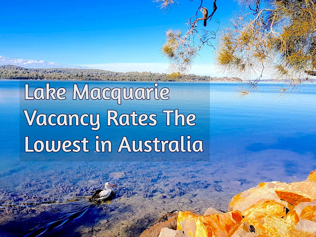 Lake Macquarie Vacancy Rates The Lowest in Australia - Carnelian Property management newcastle