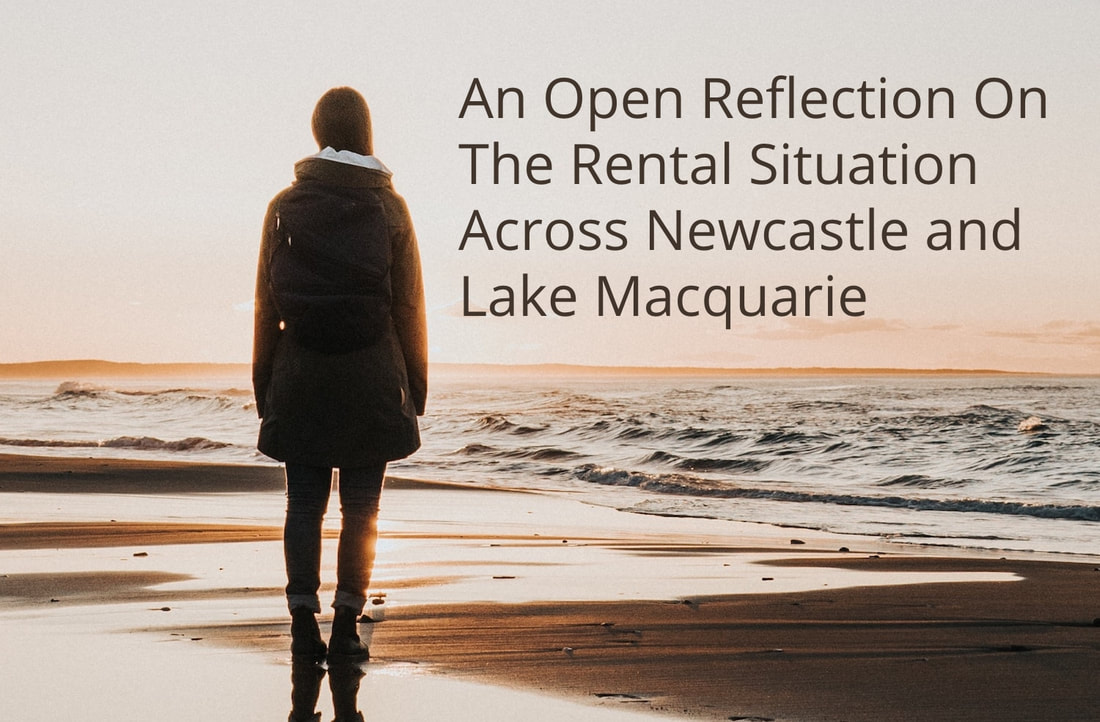 Rental Situation Across Newcastle and Lake Macquarie - carnelian property management