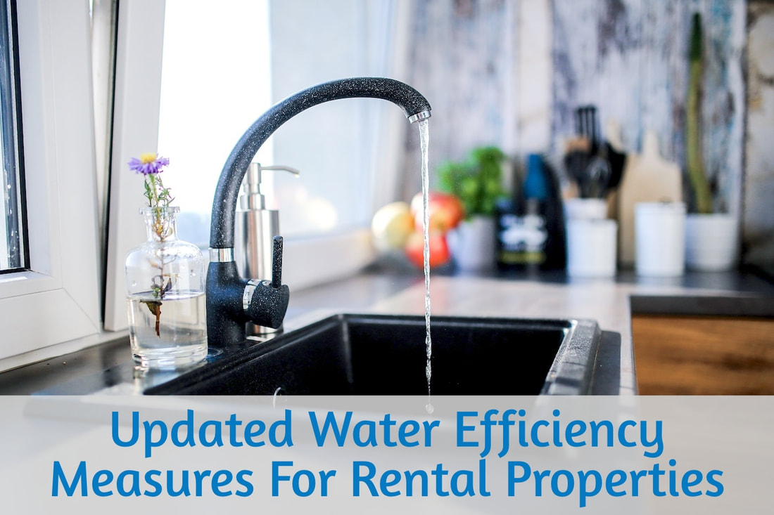Updated Water Efficiency Measures For Rental Properties in NSW