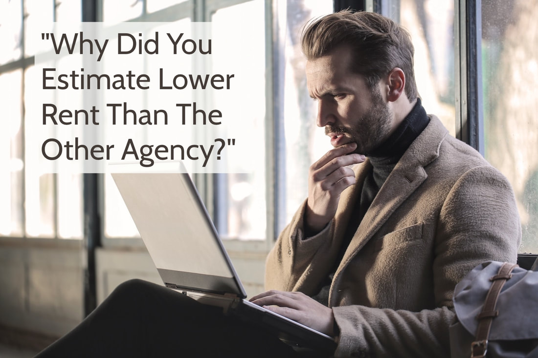 Why Did You Estimate Lower Rent Than The Other Agency - Carnelian Property Management Newcastle