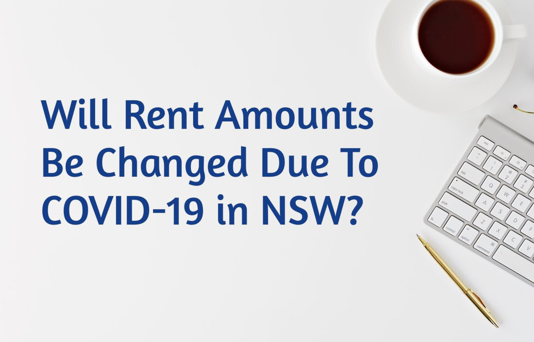 Will Rent Amounts Be Changed Due To COVID-19 in NSW - Carnelian Property Management Newcastle